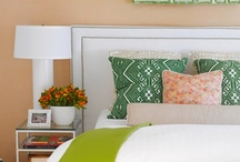 home design - bedroom / by Mallory Cases