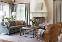 home design - living room / by Mallory Cases