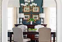 home design - dining room / by Mallory Cases