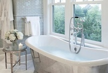 Master Bathroom / by Melissa King