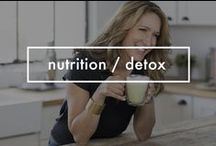 Nutrition / Detox / Meet Leandra Rouse, a nutrition and fitness consultant who believes that lasting health comes from finding something you love and sticking with it. Every week, she shows you how to stay fit and eat well inside of your busy schedule so you always have time for the most important thing in your life, you.