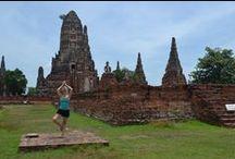 Thailand / Volgens het geloof ben je pas een goede boeddhist als je minimaal een paar maanden monnik ben geweest.  Dat voel je overal in Thailand: van de glimlachende boer op de markt tot de chauffeur die je naar je hotel brengt. Je hoeft niet alleen op een van de stranden te gaan liggen om tot rust te komen tijdens je Thailand-rondreis, al raden we je dat zeker niet af. Bouw je individuele Thailand-reis op www.thailandonline.nl.