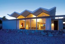 Folded plate roofs / by Kathy Murray