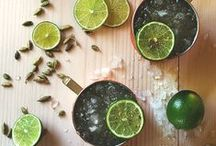 Creative Cocktails / Juice-forward cocktails for every kind of celebration.