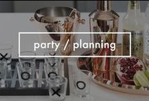 Party Planning / Decorations / Party planning tips, tricks, and ideas for hosting the perfect get togethers for your friends.