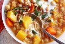 vegan curries, soups, & stews