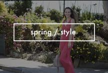Spring / Style