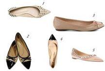 Sapatos <3 / Nem só de salto vivem as baixinhas!