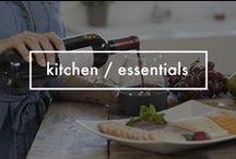 Kitchen / Essentials