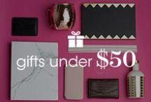 Gifts / Under $50