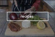 Marcy McKenna / Recipes