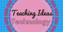 Technology in the Classroom / Ideas for using technology in the classroom!