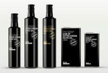 Oil Oilve Packaging