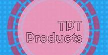 Terrific TPT Products / Check out these products created by other AMAZING teachers!