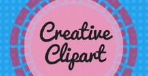 Creative Clipart / Clipart for your teaching resources