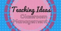 Classroom management / Ideas and strategies for making life as a teacher easier and more manageable.