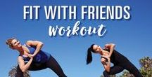 Thriving Together / Get a partner and plan your workout!