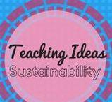 Sustainability Lesson Ideas