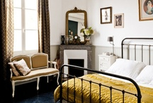 HOME : Bedroom / The best bedrooms on Pinterest ranging from cosy through vintage to modern and sleek. / by A Thrifty Mrs
