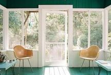 Interiors / by Allison Newhouse