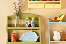 Home and Decorating ideas / by Kristine Roof Fachet