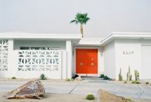 Mid-Century Style! / Cool Palm Springs vibe here on Pinterest!