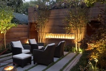Backyard Makeover / by Kristine Roof Fachet