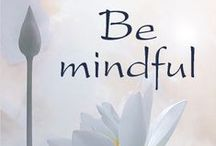 Savin ~ Mind / Little ways to save your mind during the day to day chaos.