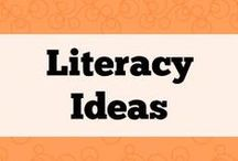Literacy ideas / Ideas for incorporating books and book companions into the speech room