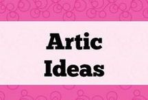 Artic ideas / General ideas or open ended games for articulation