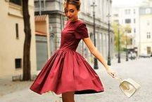 STYLE : Dresses / The most beautiful dresses in the world.