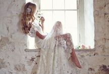 In the mood for: Wedding dresses and accessories