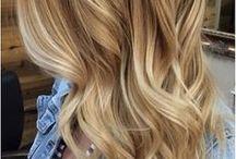 Hair, nails and make up / by Marissa Anderson
