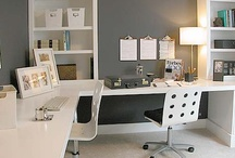 Office Makeover / by Kristine Roof Fachet