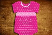 Baby Shower Ideas / by Sharon Routzong