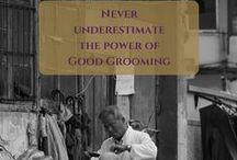 The Groomed Gentleman / Male Grooming Tips & Advice