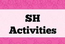 SH activities / All about the phoneme SH