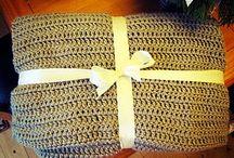 Crochet Away....... / by MarisOwen