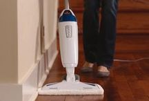PowerFresh Steam Mop on Sticky Situations / Our kitchens are the heart of our homes and the hub of our household activities, but our recent study shows we're not treating them with the TLC they deserve. The BISSELL PowerFresh Steam Mop cleans dried-on sticky messes twice as fast as the leading steam mop, so you can take care of those sticky situations quickly, easily and safely.  / by BISSELL