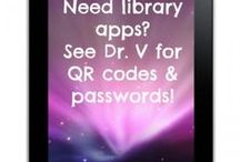 Library QR Codes