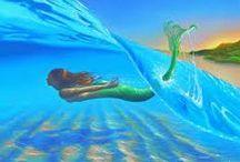Mermaids / by Janis Lynn