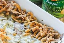 Green Bean Casserole Twists / Looking to mix up the traditional Green Bean Casserole? Our favorite bloggers and home cooks have come up with their own twists on this classic recipe. / by Del Monte Brand