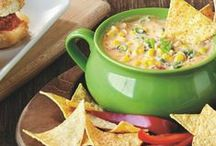 Gameday Grub / Looking for crowd-pleasing recipes for your next big Game Day or Super Bowl party? We have put together the football fan favorites - everything from salsa to slushes, queso to chili. Something for every one! / by Del Monte Brand