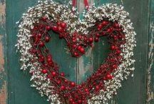 Holiday ~ Valentine's / Cute Valentine's crafts and gifts to spread LOVE to those we LOVE.