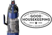 Good Housekeeping Seal of Approval / Great products are now even better... Here are 39 products backed by Good Housekeeping / by BISSELL