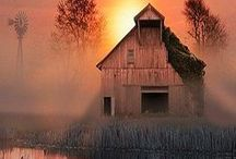 Barns and Country Stuff