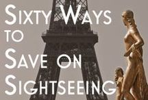 Thrifty Travel / Discover the world on a budget / by A Thrifty Mrs