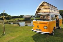 VW Campervan / VW Campervans of all styles and colours, along with a little vibe inspiration from other type of campervans too!