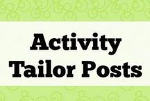 Activity Tailor posts / All posts from the Activity Tailor blog