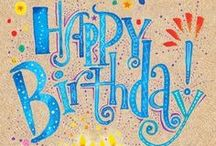 Happy Birthday! / by Janis Lynn